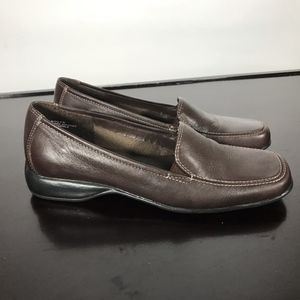 "Kim Rogers ""Carolyn"" leather Driving Loafers Sz 6M"